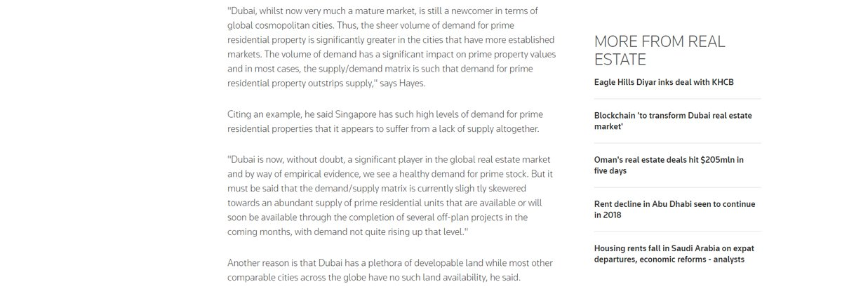 Dubai's prime property prices 05