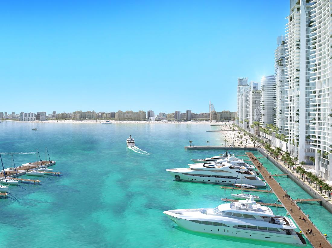 Emaar-Beachfront_Dubai