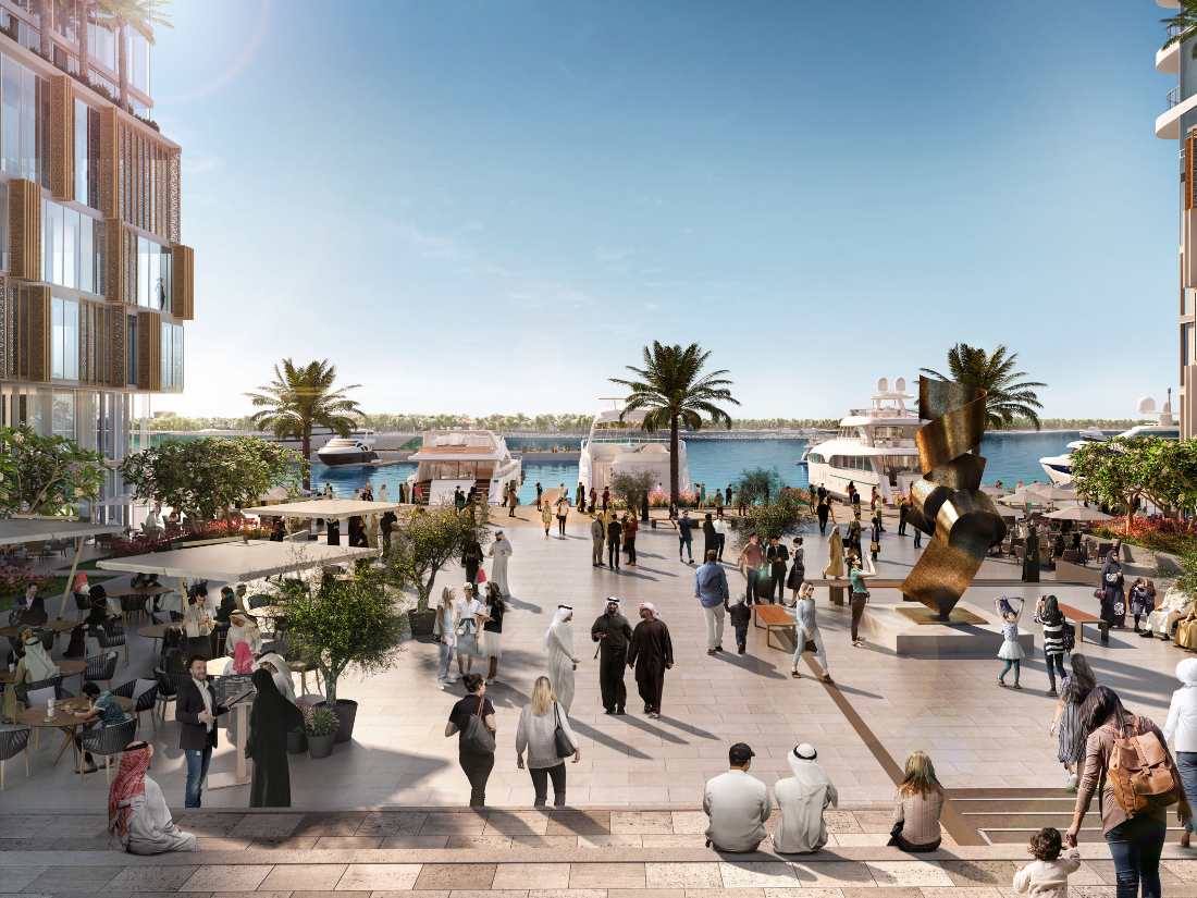 Emaar-Private-Island-Paradise-Shopping