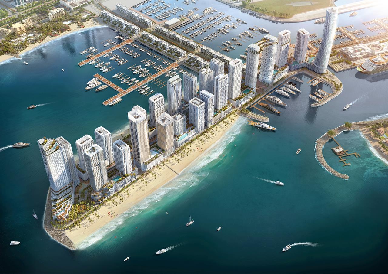 Emaar_Beachfront_Dubai