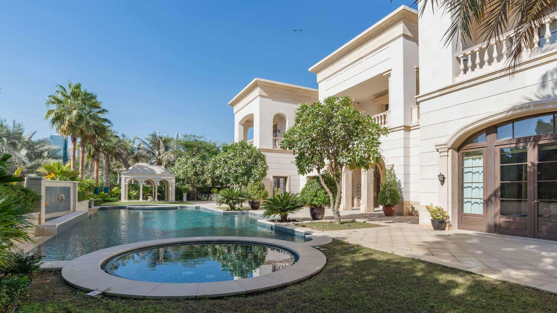 Emirates Hills 8 Bed Room Villa