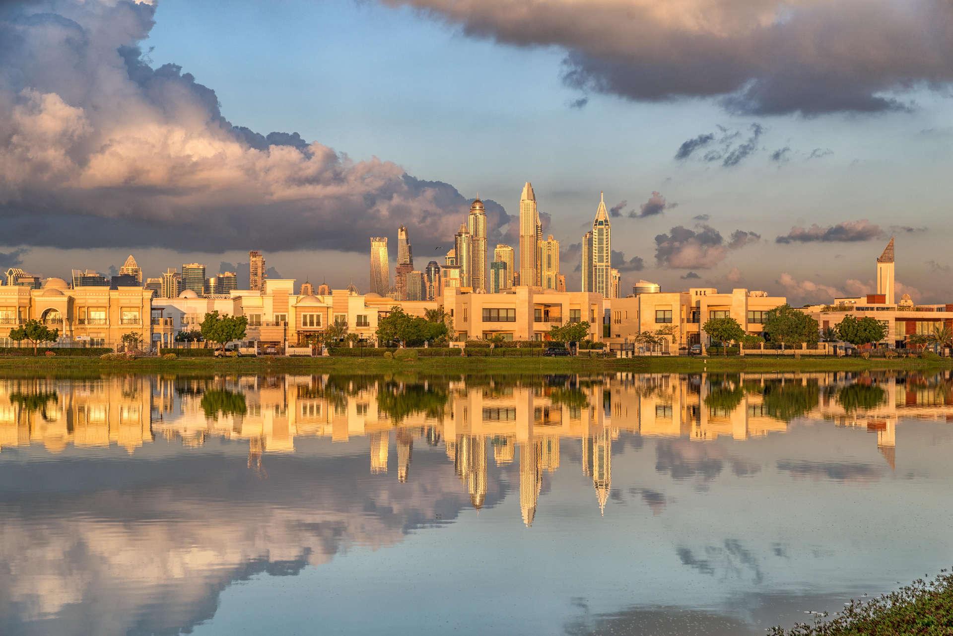 Villas Emirates Hills