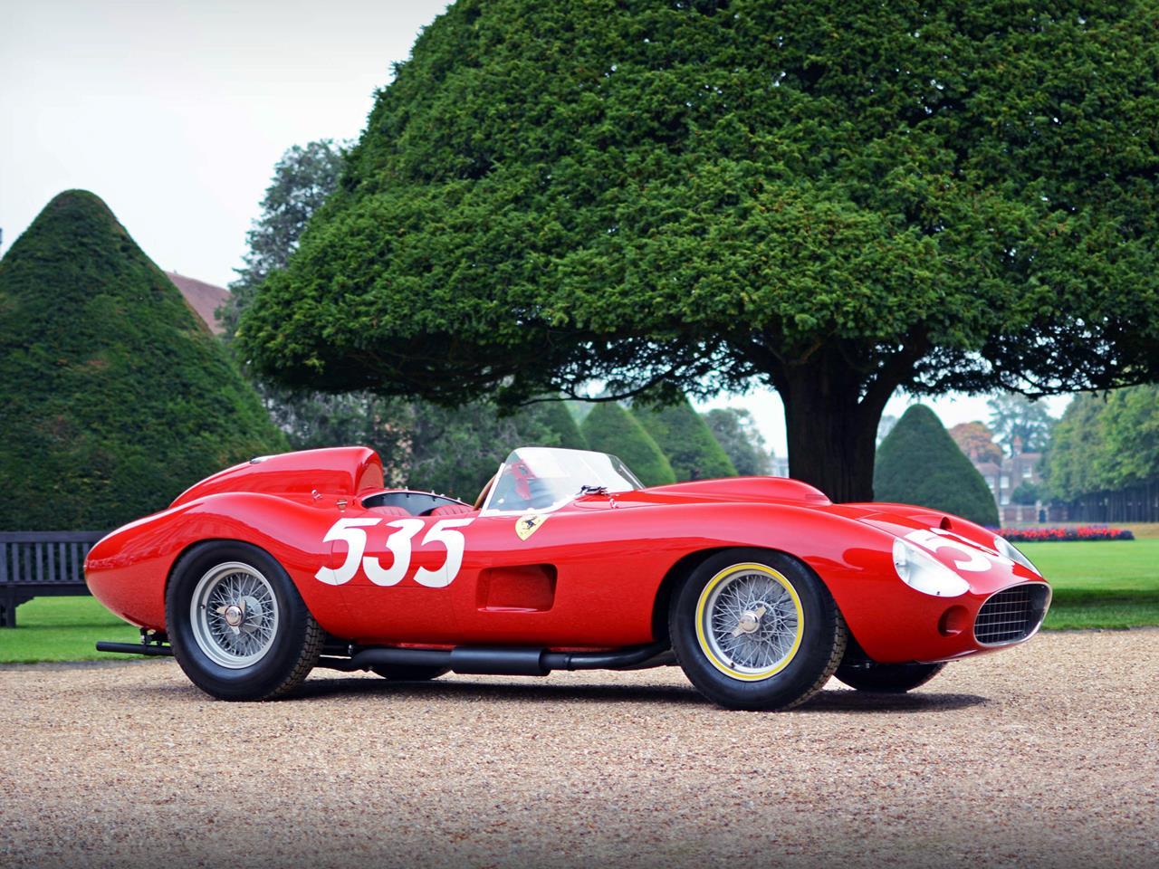 Ferrari_335_S_Spider Scaglietti_Classic_Car