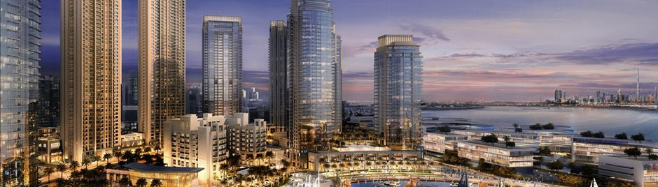 Harbour Views Apartment in Dubai