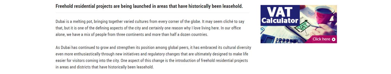 Dubai's property market - 3