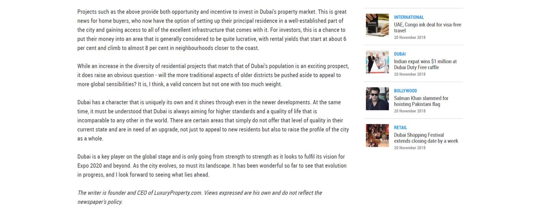 Dubai's property market - 5