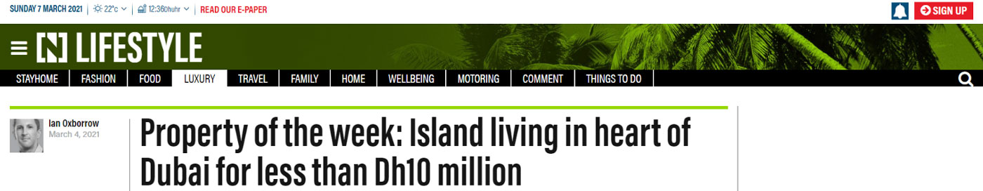 Island living - 1