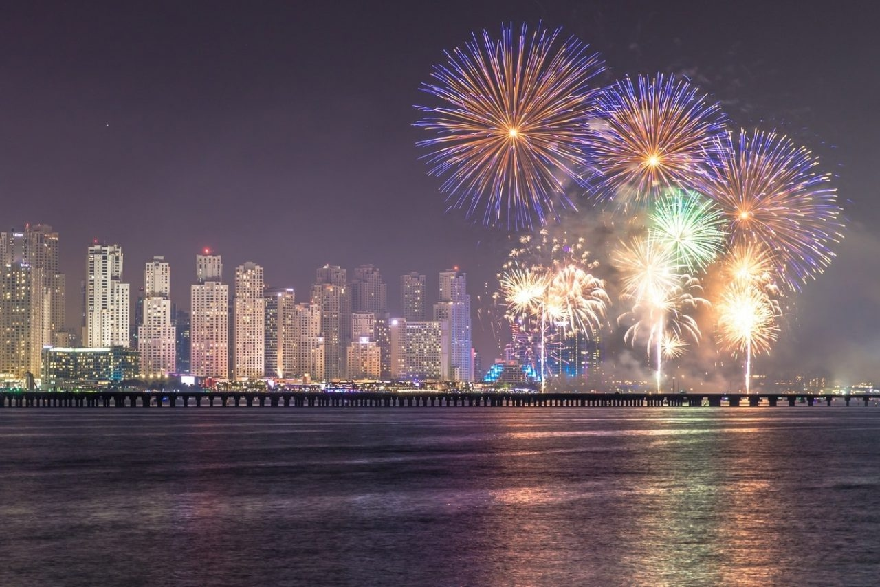 Any Cele Tion In Dubai Is A Good Occasion To Enjoy A Brilliant Fireworks Display On National Day Weekend You Can Enjoy Fireworks In A Number Of Key
