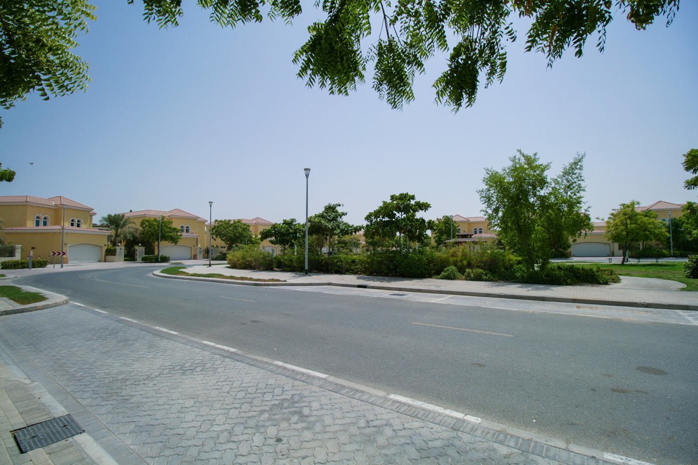 Jumeirah Park Connectivity