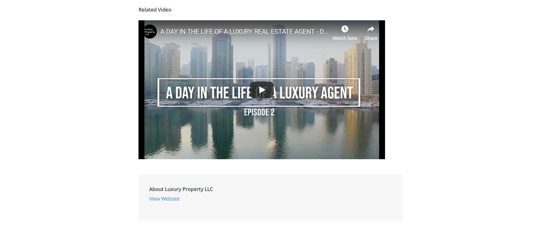Luxury Broker in Dubai - 6