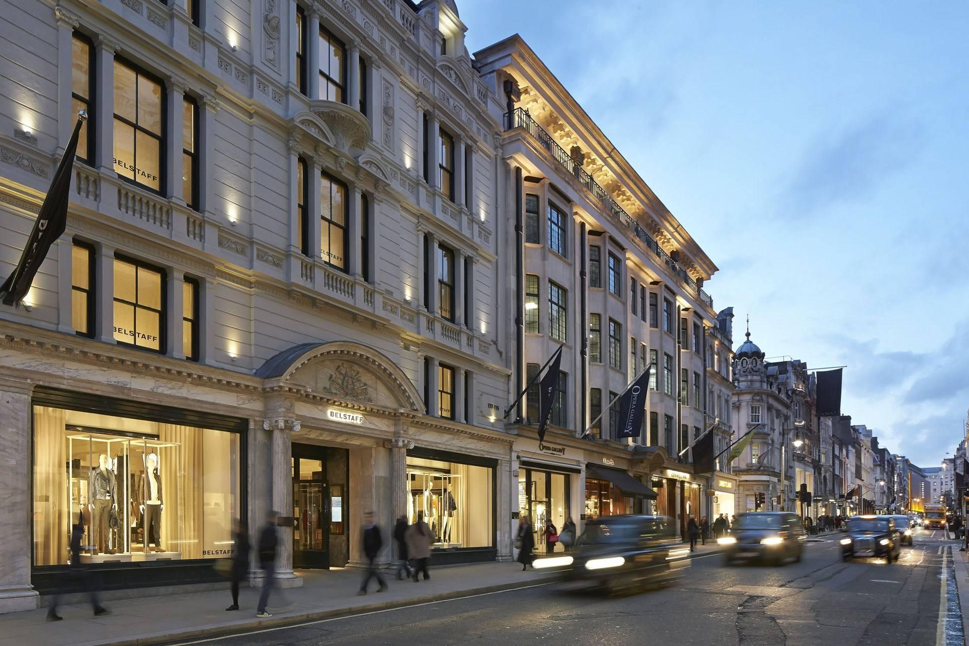 Mayfair Shops