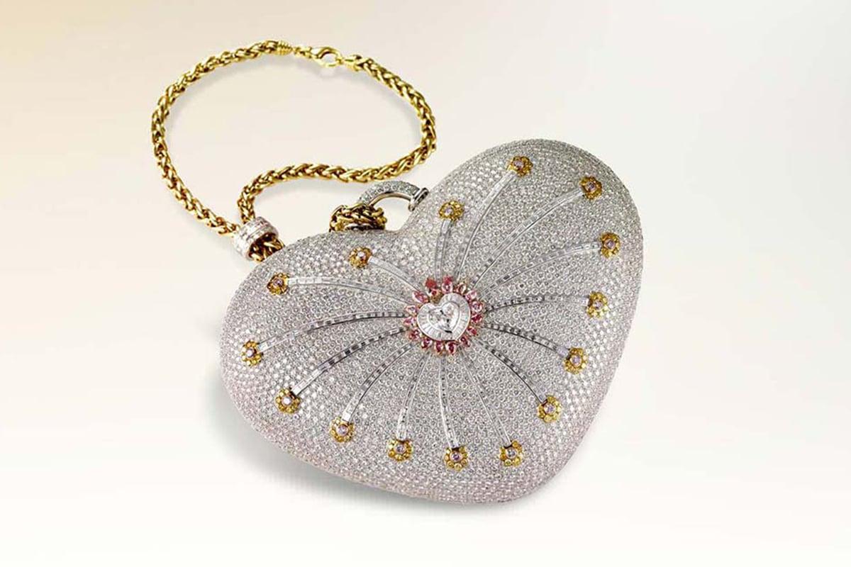 Mouawad 1001 Nights Diamond Pearl Purse