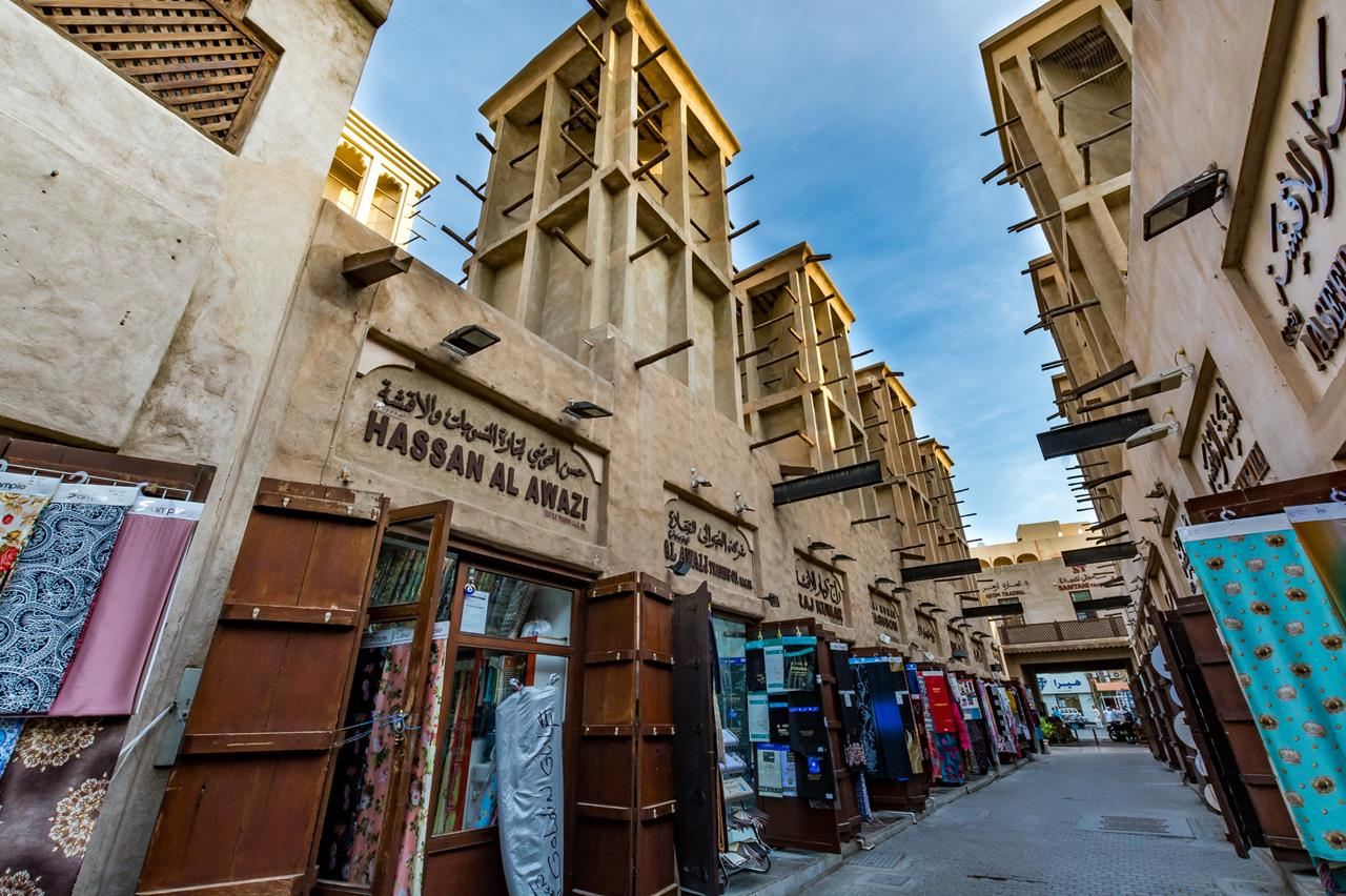 Old Souq Creek Dubai