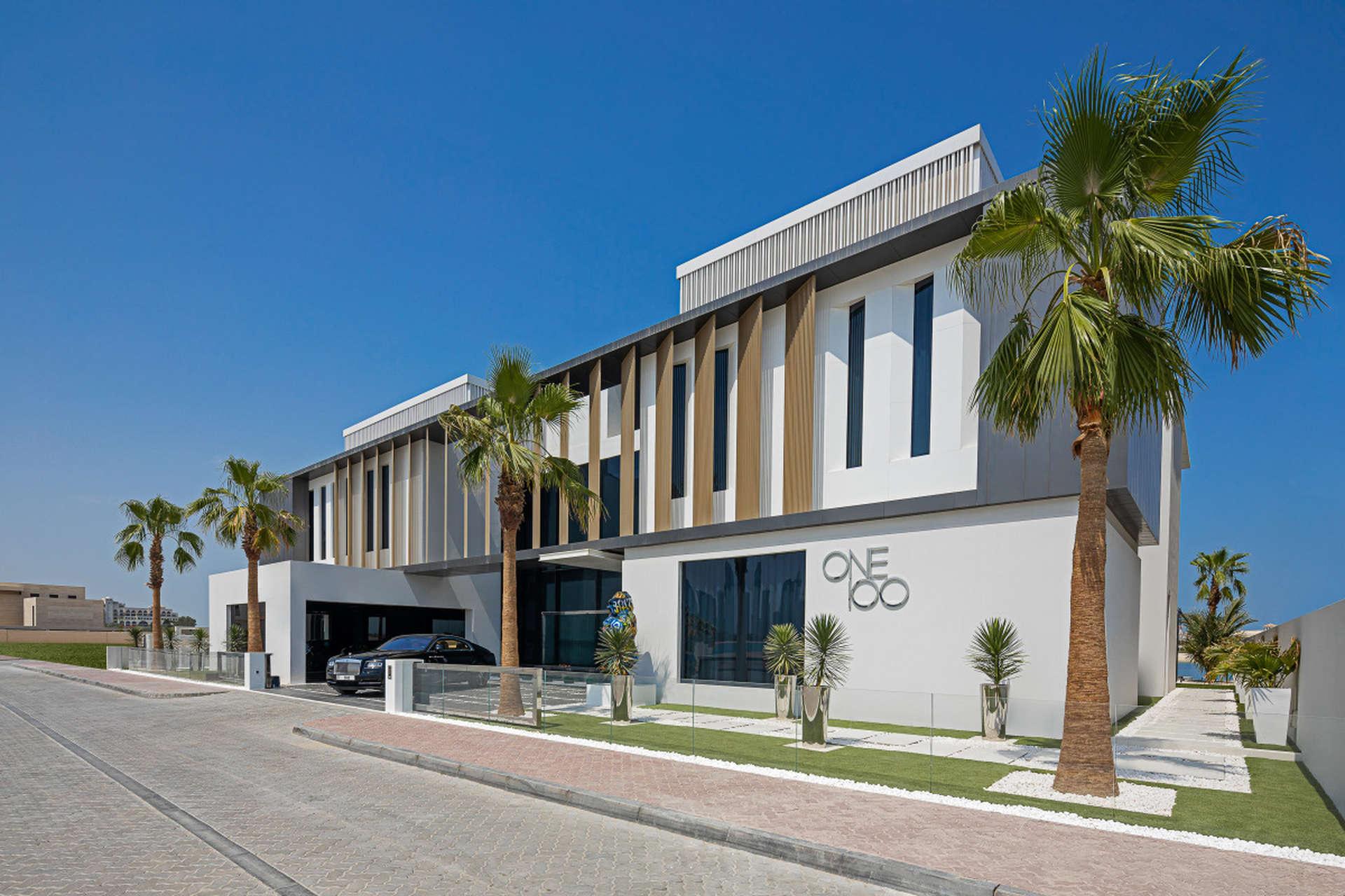 Expensive Villa in Dubai