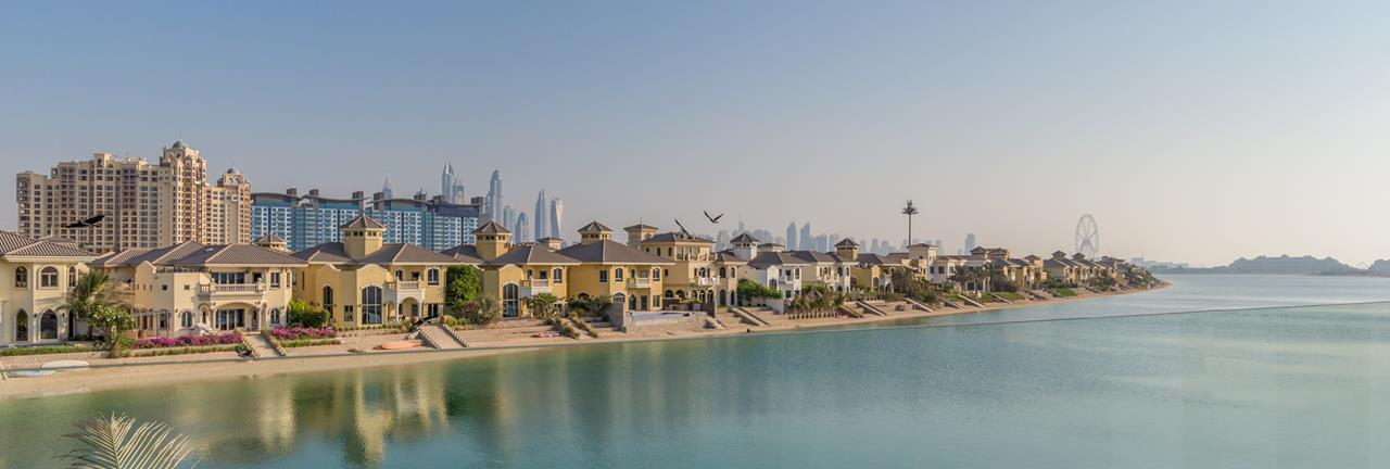 Palm Jumeirah Beachfront Villas