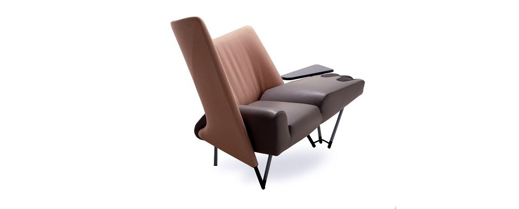 Torso Armchair, Cassina
