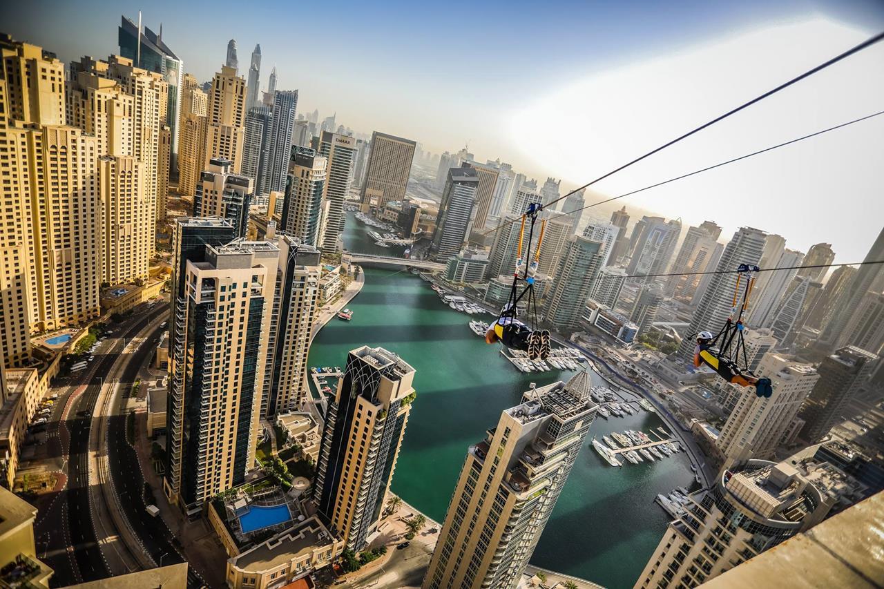 XLine_at_Dubai_Marina