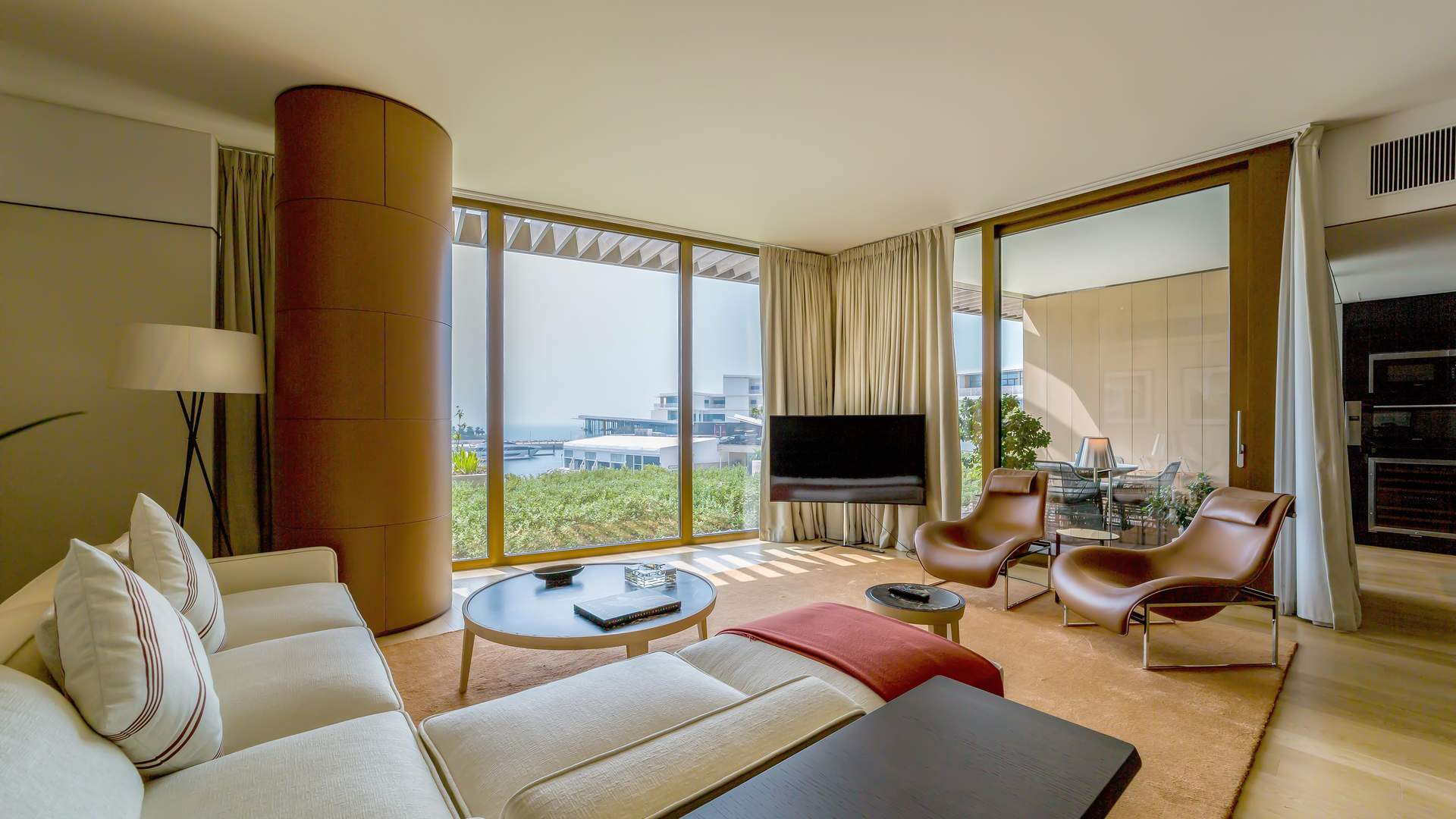 bulgari residences apartment