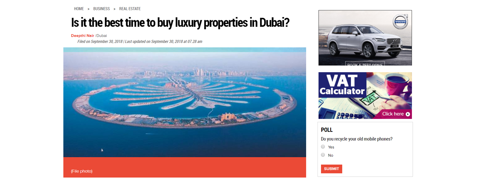 buy luxury property dubai - 2