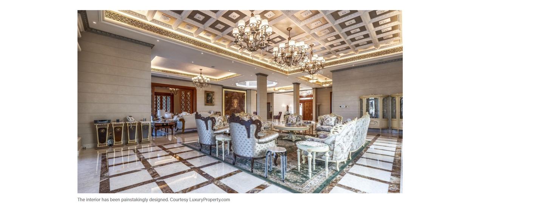 Inside a Dh63m Emirates Hills villa
