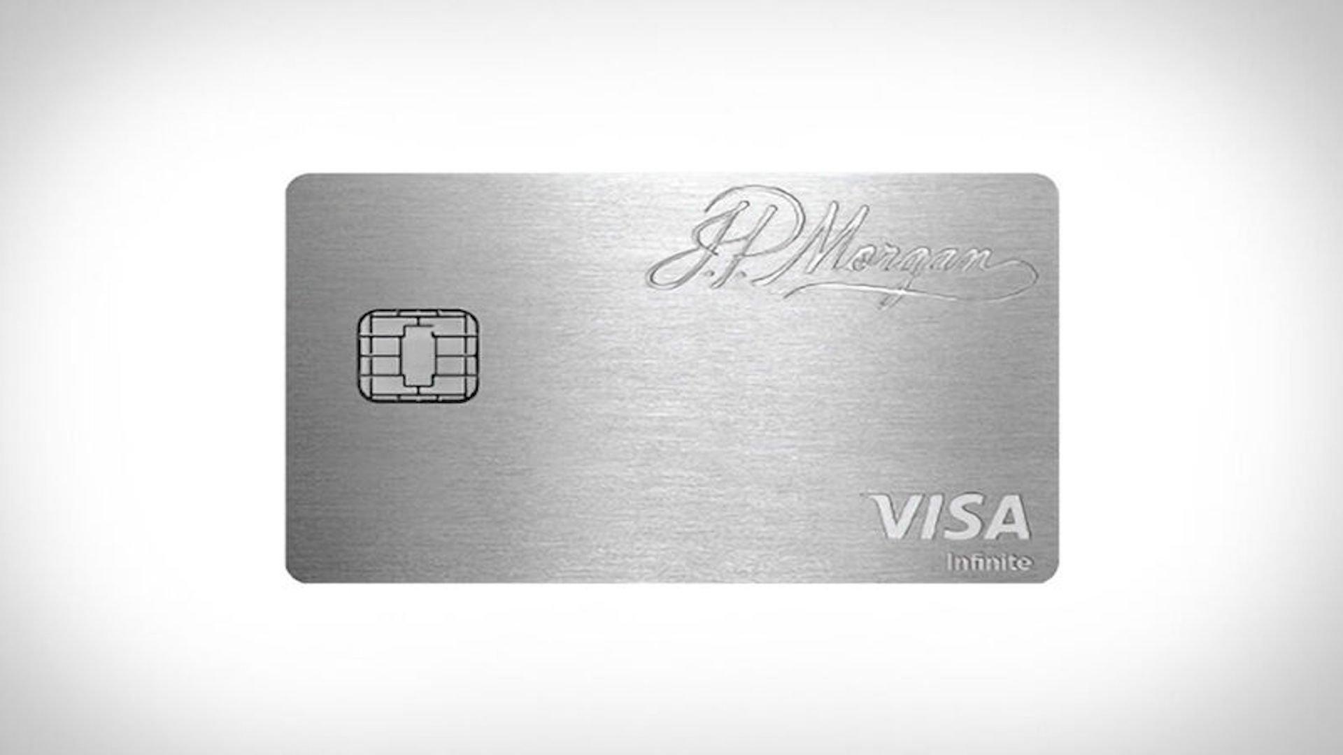 JP Morgan Chase Reserve Card