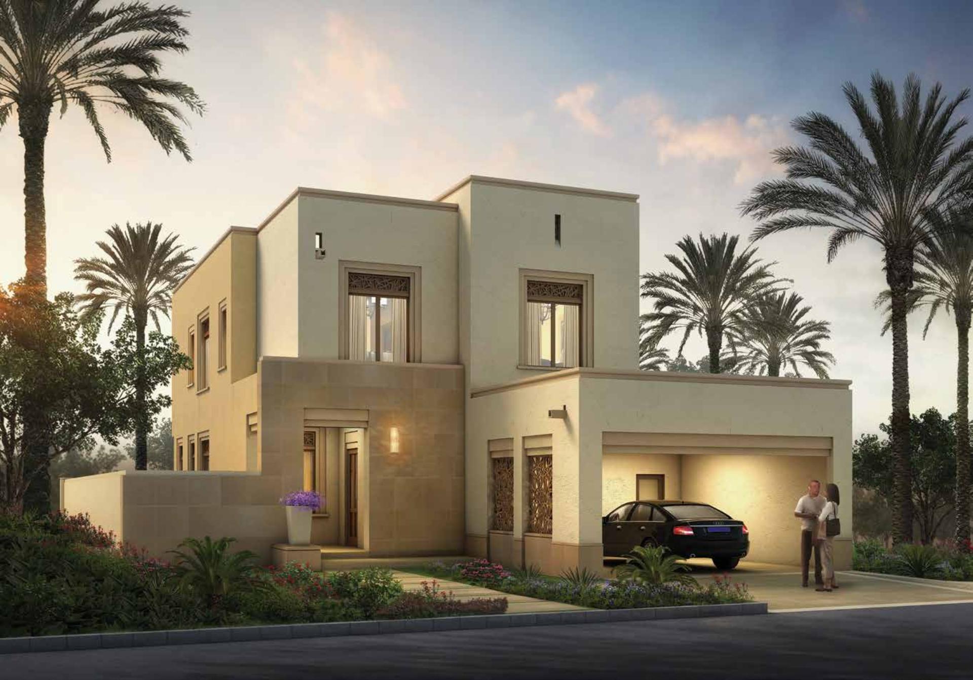Arabian-Ranches-villa-4