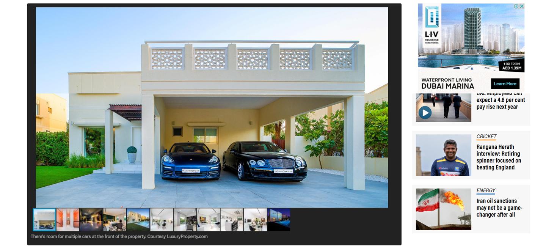 Dh5m villa in Dubai's The Meadows - 3
