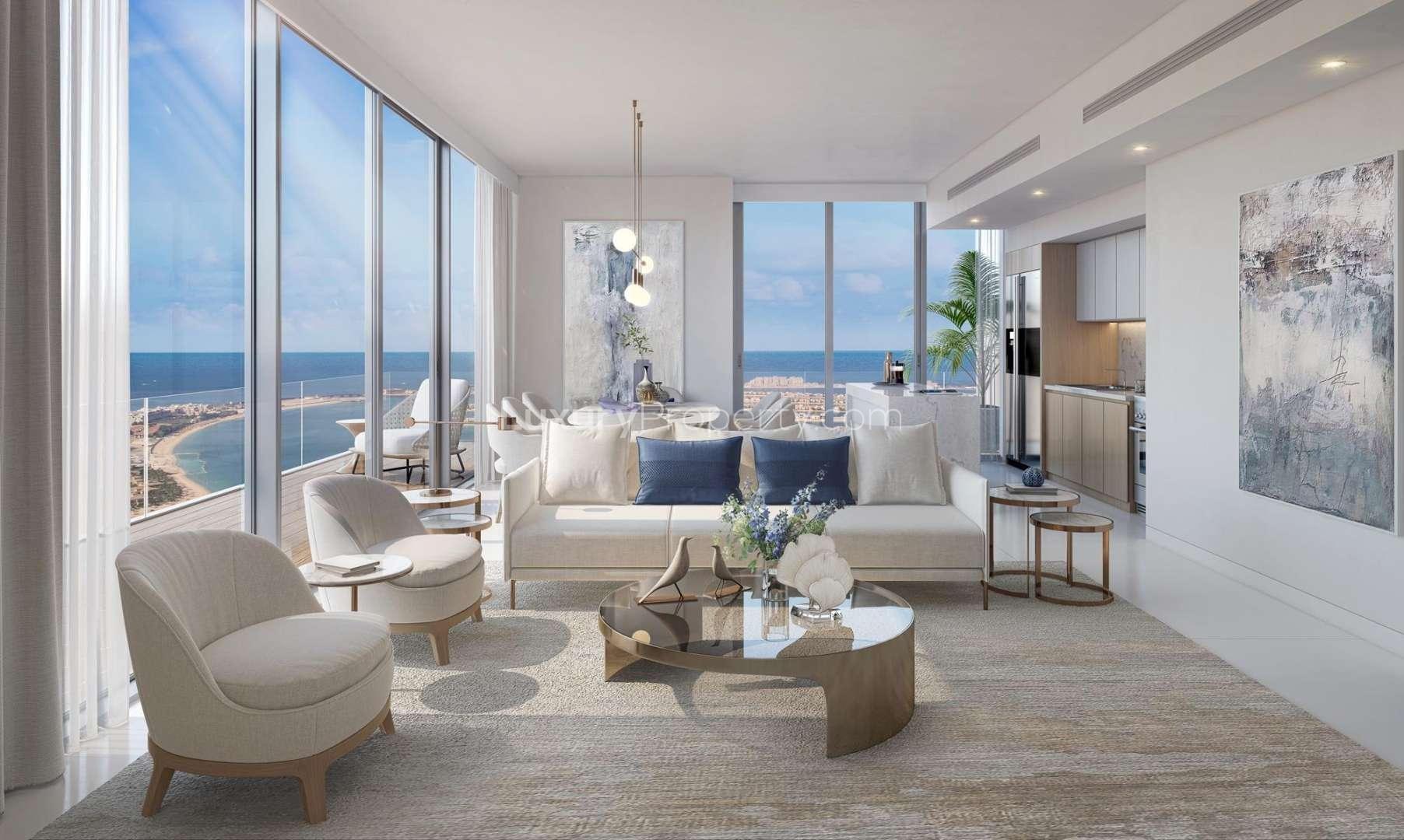 Properties for Sale in Beach Isle, Dubai Harbour