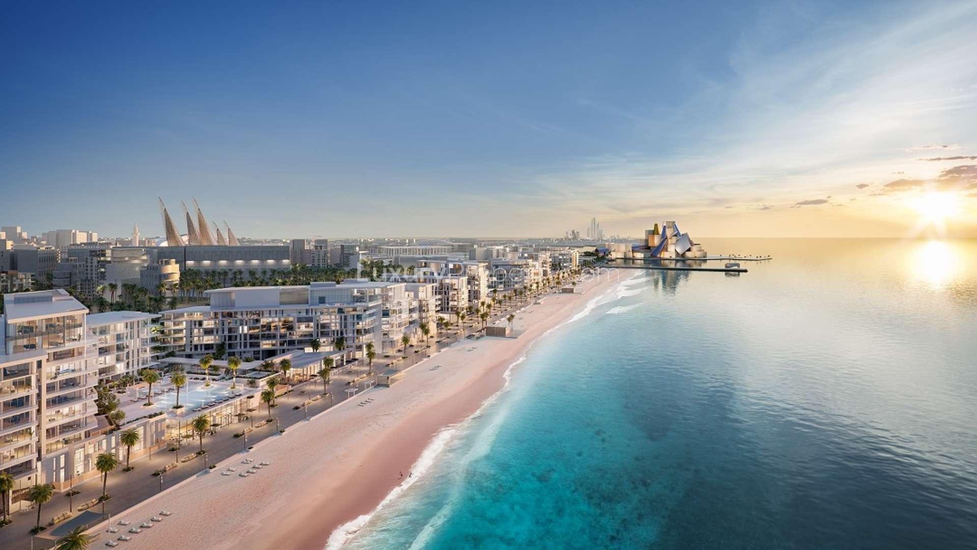 Properties for Sale in Al Saadiyat Island, Abu Dhabi