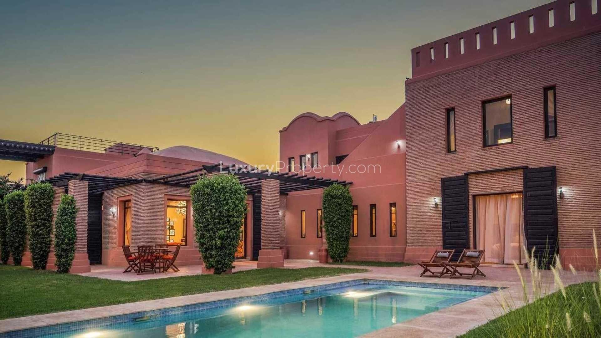 Properties for Sale in Amelkis Resort, Marrakech, Morocco
