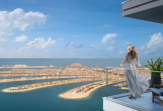 Beach Isle by Emaar at Emaar Beachfront