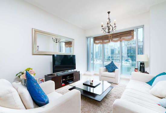 2 Bedroom Apartment in Beauport, Dubai Marina, 1