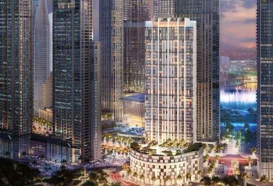 Apartment in Burj Crown, Downtown Dubai, Dubai