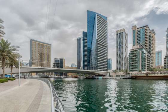 Building in Residential Building, Dubai Marina, 1