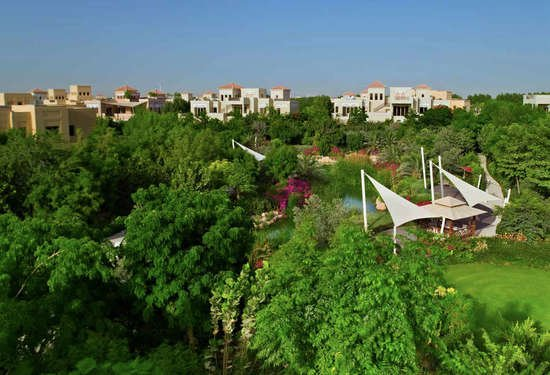 Land Residential in The Residences, Al Barari, 1