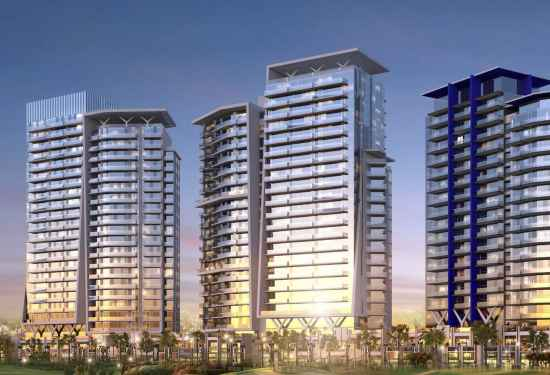 Serviced Residences in Artesia, Damac Hills, 1