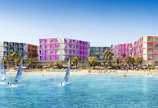 Cote D'Azur Serviced Residences for Sale at the World Island