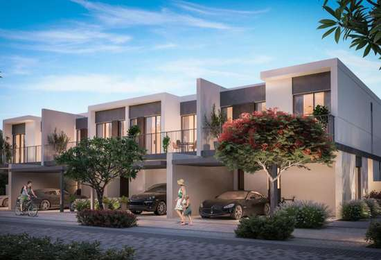 Elan Townhouses - New Project by Tilal Al Ghaf
