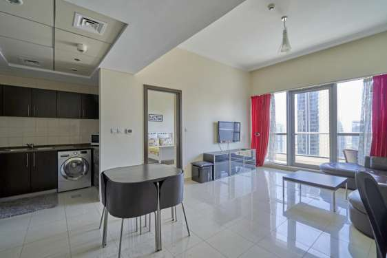 1 Bedroom Apartment in Bay Central Tower, Dubai Marina, 1