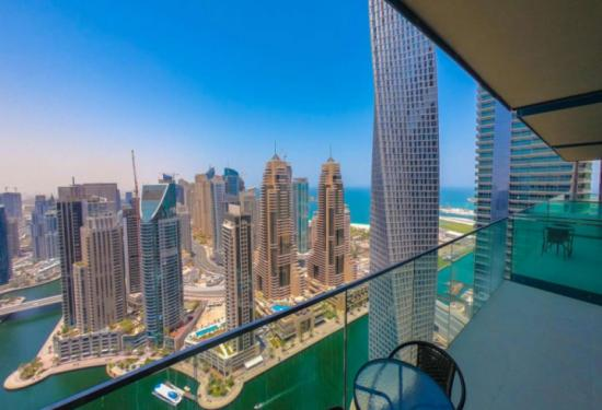 1 Bedroom Apartment in Marina Gate, Dubai Marina, 1