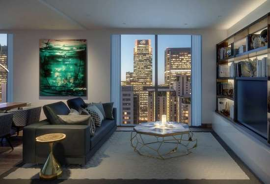 1 Bedroom Apartment in Harbour Central, London, 6