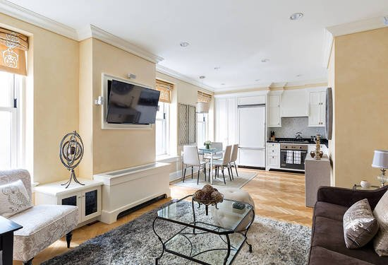 1 Bedroom Apartment in The Plaza Private Residence, New York, 16