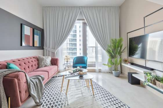 1 Bedroom Apartment in Sparkle Towers, Dubai Marina, 1