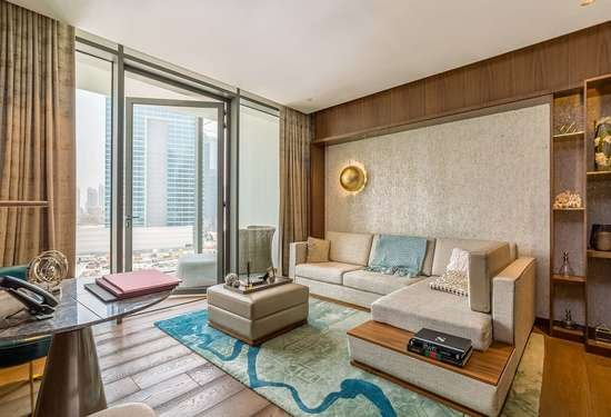 1 Bedroom Serviced Residences in Langham Place, Downtown Dubai, Dubai