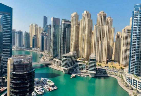 1 Bedroom Apartment in The Address Dubai Marina, Dubai Marina, 1