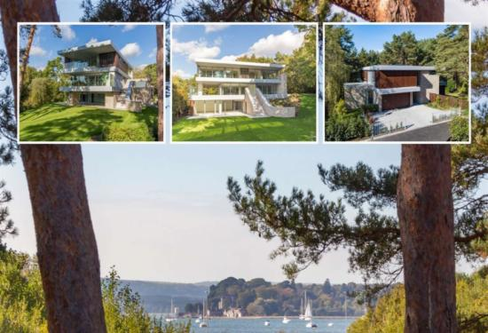 12 Bedroom Villa in Sandbanks, Dorset, 6