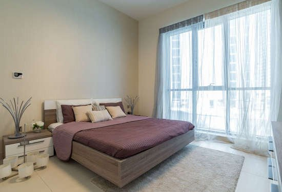 2 Bedroom Apartment in Bahwan Tower, Downtown Dubai, 1