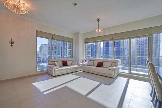 2 Bedroom Apartment in Attessa Tower, Dubai Marina, 1