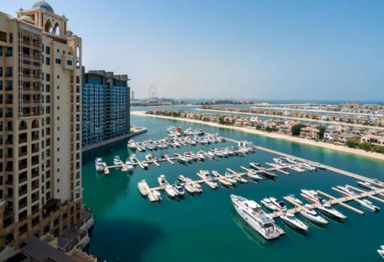 2 Bedroom Apartment in Marina Residences, Palm Jumeirah, 1