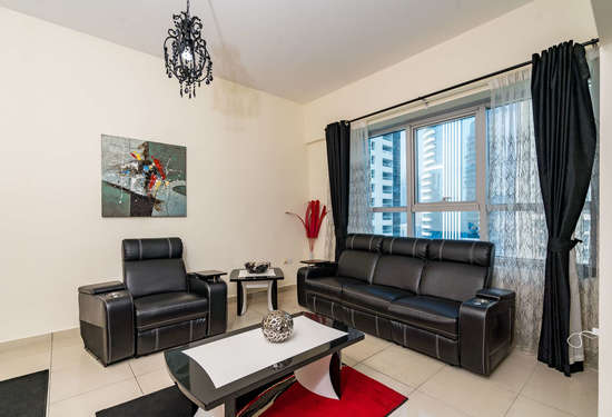 2 Bedroom Apartment in Armada Tower, Jumeirah Lake Towers, 1
